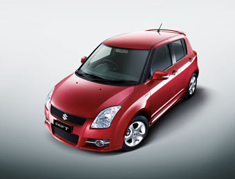 Suzuki New Swift 2013